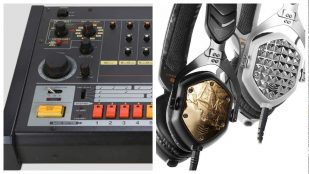Featured image of Roland and V-Moda: An Unusual Partnership (And Some 3D Printing)