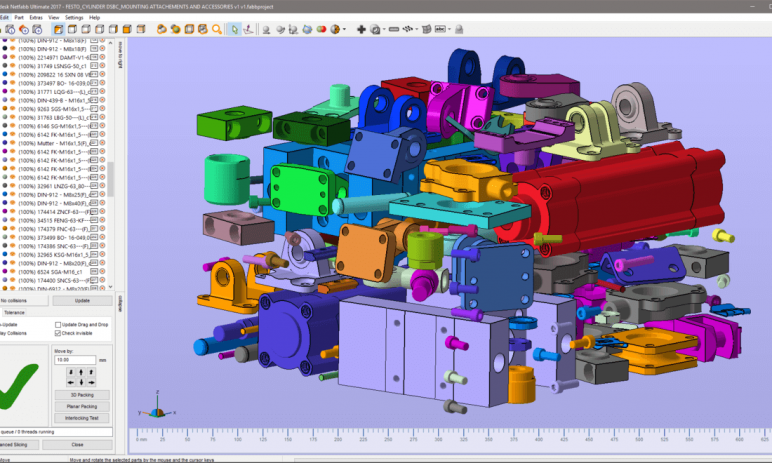 Image of 18 Best STL Repair Software Tools of 2018: Autodesk Netfabb