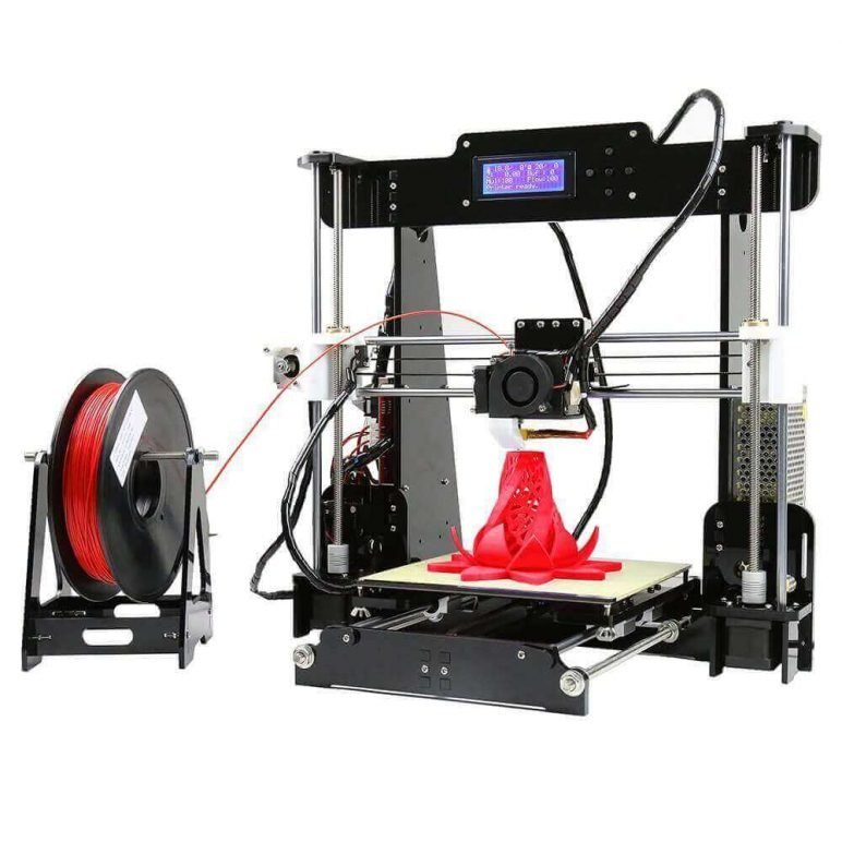 Image of Best Prusa i3 Clone Alternatives: The Cheapest: Anet A8