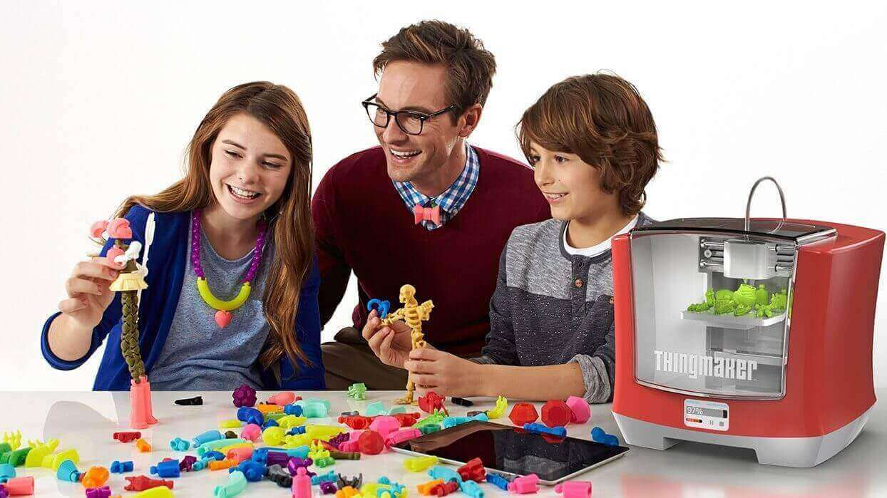 Mattel's ThingMaker Postponed until Next Year | All3DP