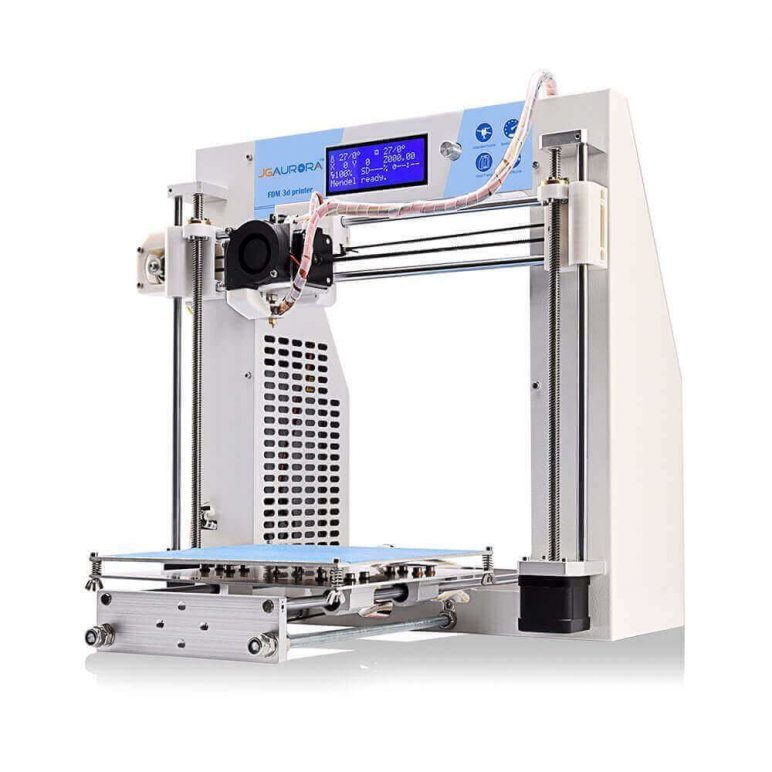 Image of Best Prusa i3 Clone Alternatives: The Most Stable: JGAurora A3