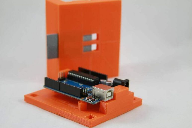Image of Arduino Cases to 3D Print: Protection Box