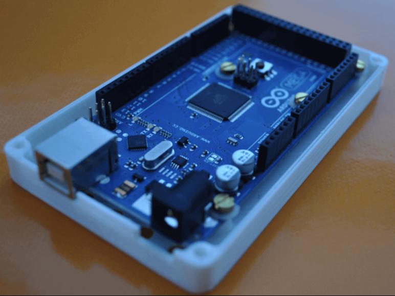 Image of Arduino Cases to 3D Print: Mega Case