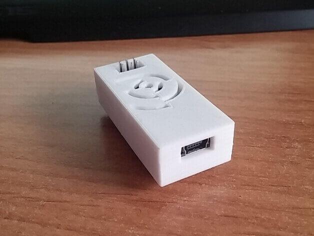 Image of Arduino Cases to 3D Print: Arduino Nano V3 Case