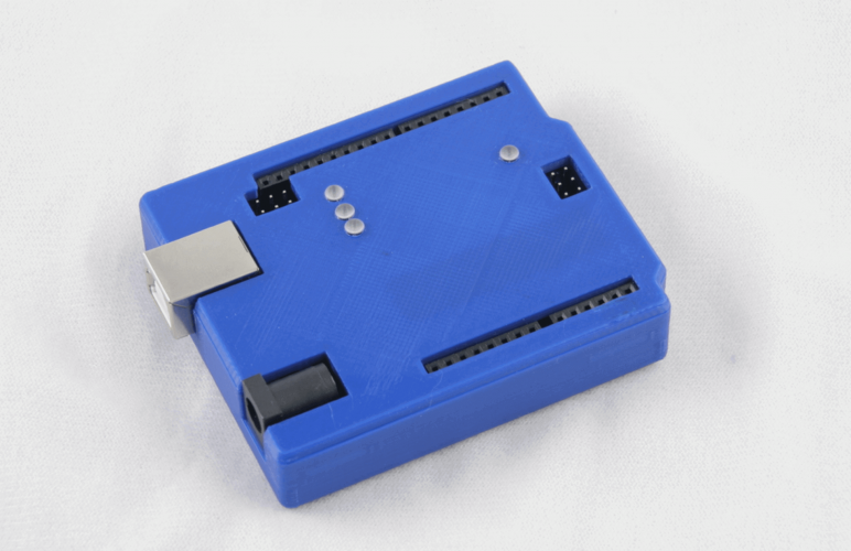 Image of Arduino Cases to 3D Print: Snug Case