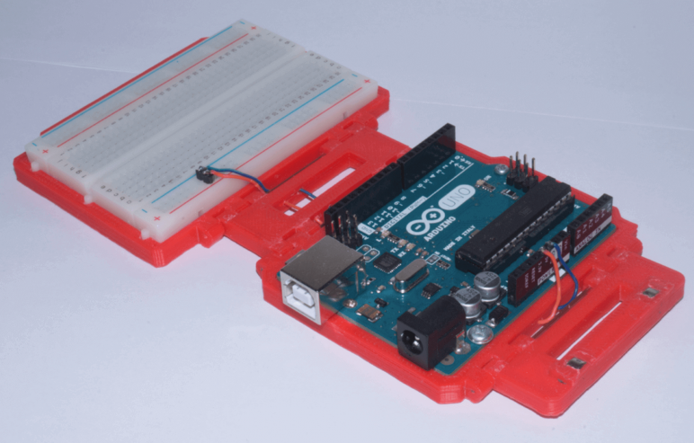 Image of Arduino Cases to 3D Print: Folding Box