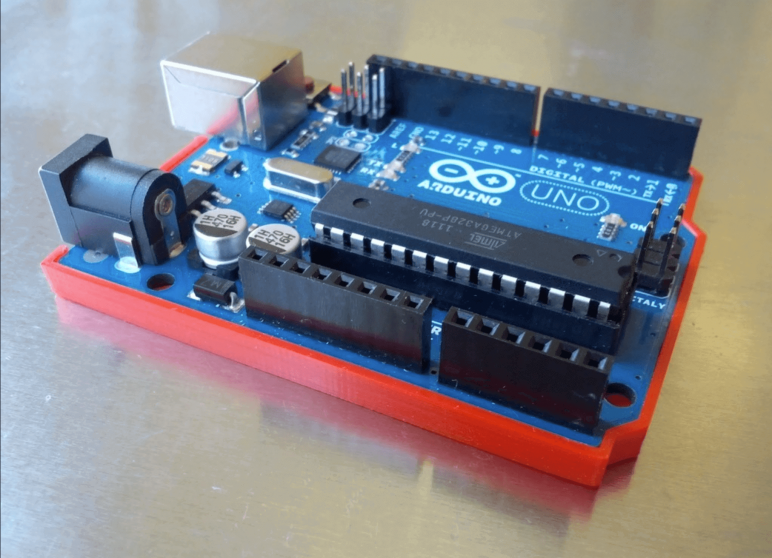 Image of Arduino Cases to 3D Print: Bumper