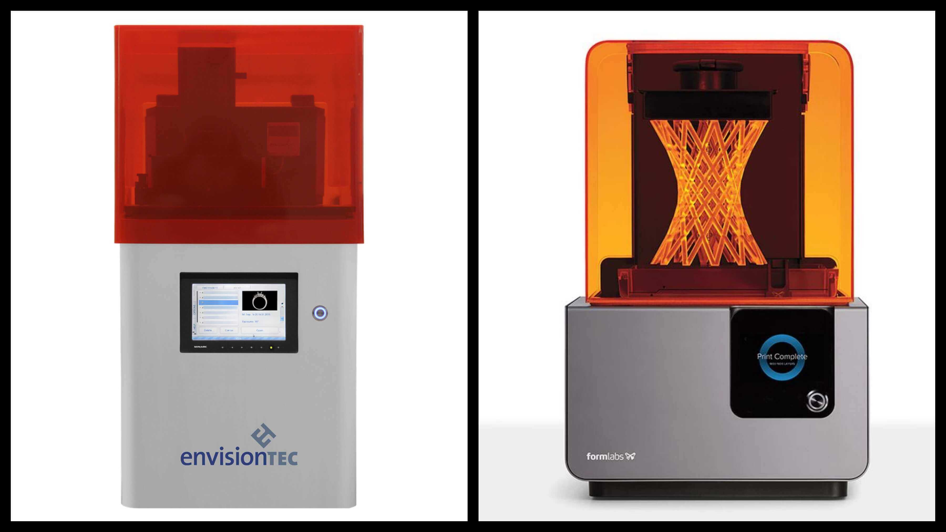 Formlabs Hit By Patent Infringement Lawsuit from EnvisionTEC | All3DP