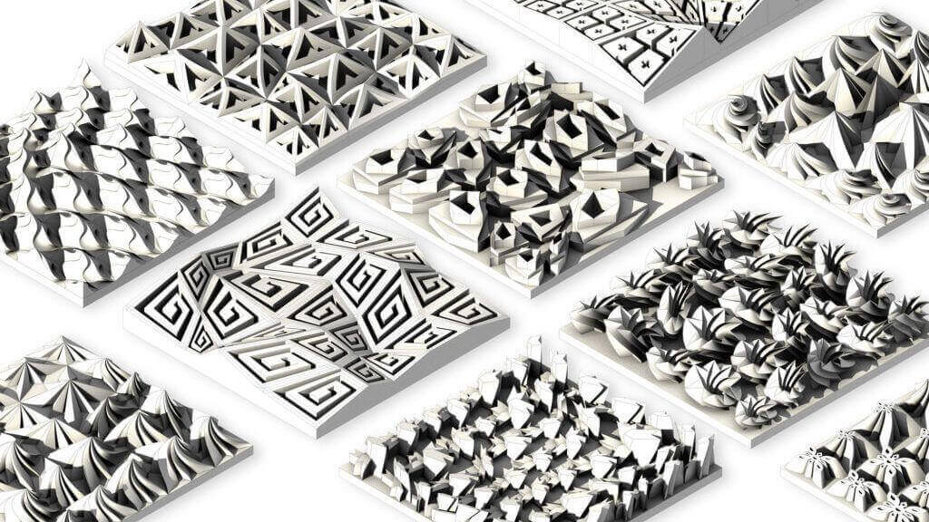 3D Printed Patterned Landscapes of Cyprus | All3DP