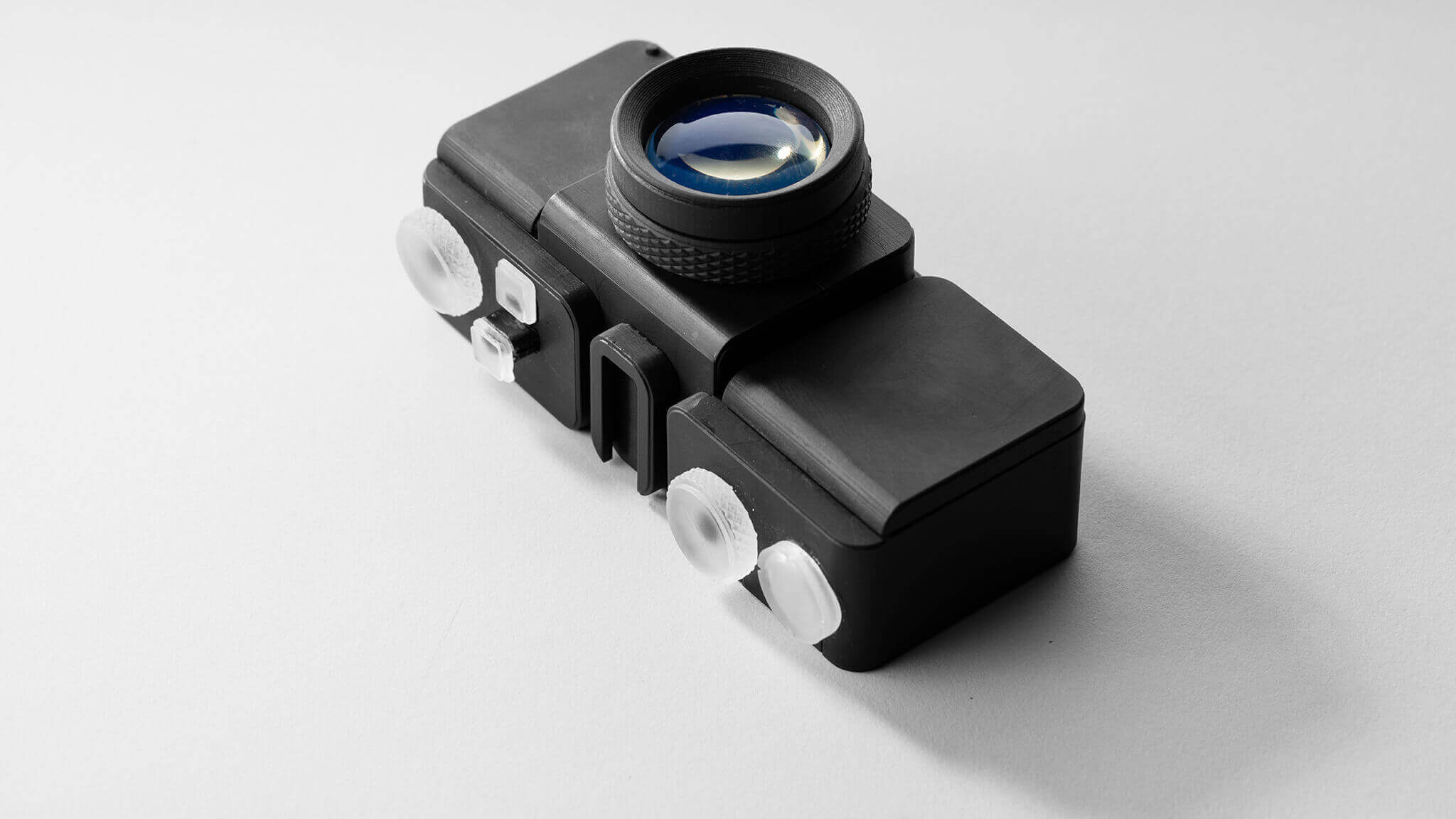 3D Printed Camera Lenses with Stereolithography | All3DP