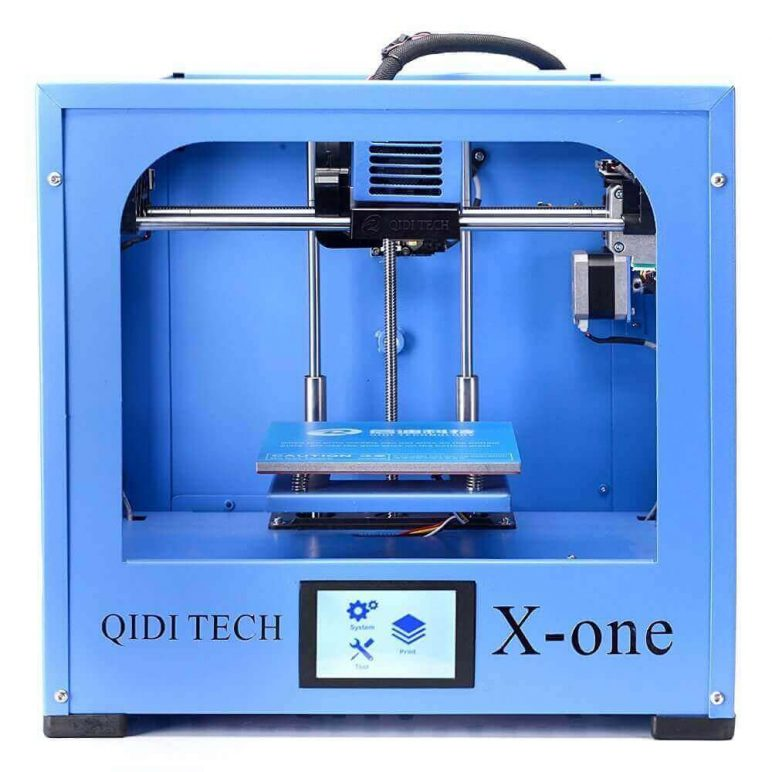Image of Best Selling 3D Printer on Amazon: QIDI Tech X-One