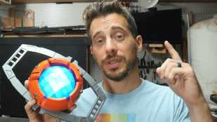 Featured image of Make Your Own Optimus Prime Prop (and Save the Universe)