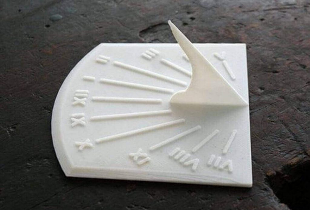 11 Cool 3D Printed Sundial Designs For You To Make | All3DP