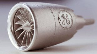 Featured image of GE Invests $1.4 Billion in Metal 3D Printing Jet Engines
