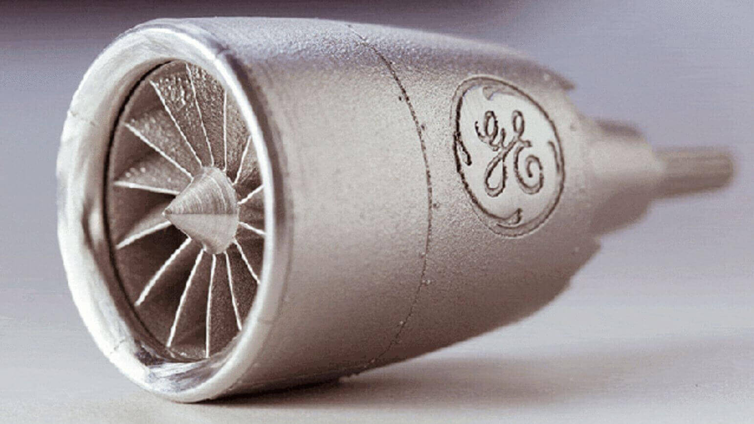 GE Invests $1.4 Billion in Metal 3D Printing Jet Engines | All3DP