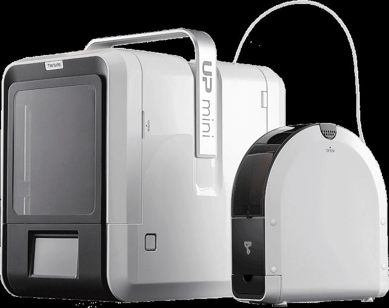 Image of Tiertime UP mini 2: Bester 3D-Drucker für Einsteiger