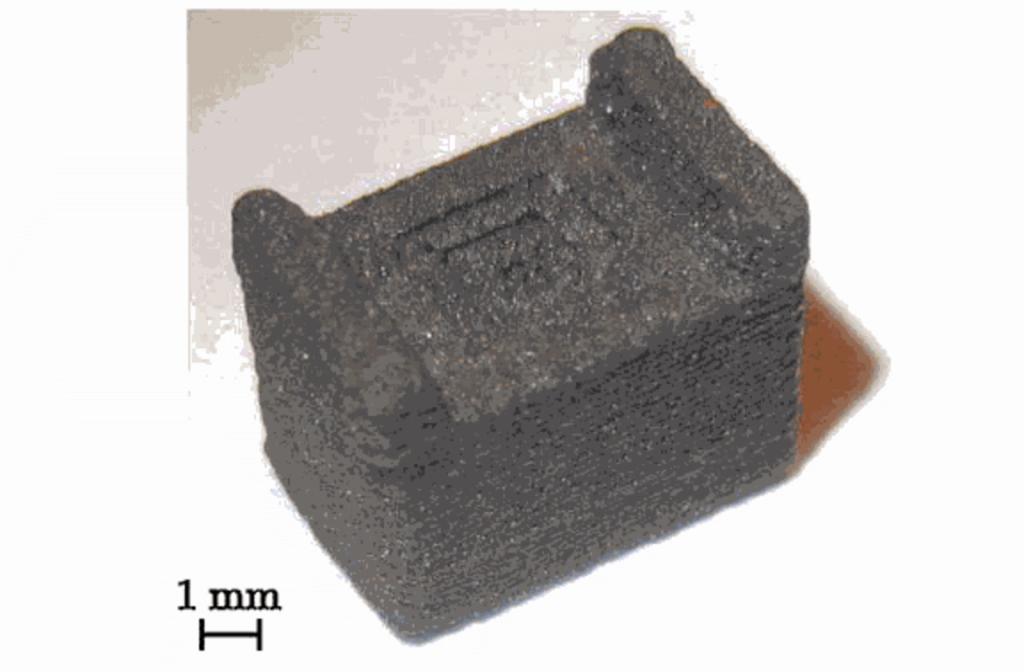 3D printed Polymer Magnet