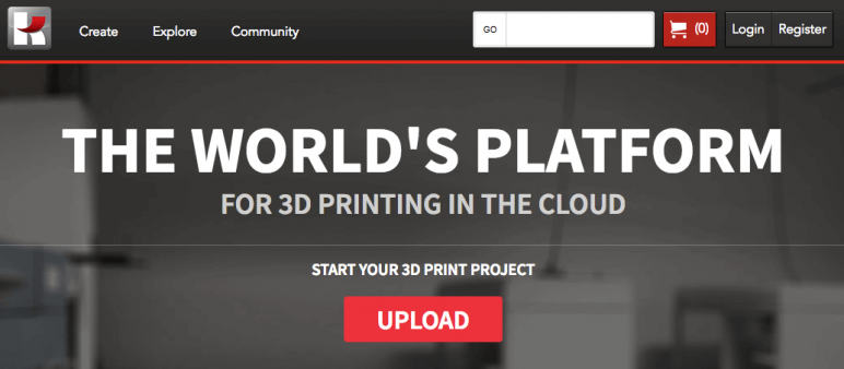 Image of Online 3D Printing Service: Kraftwurx