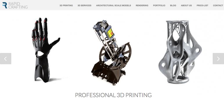 2019 Best Online 3D Printing Services | All3DP