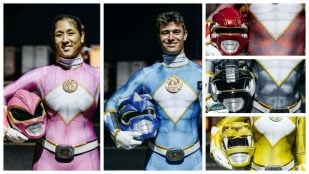 Featured image of 3D Print all Five Power Ranger Helmets for Free