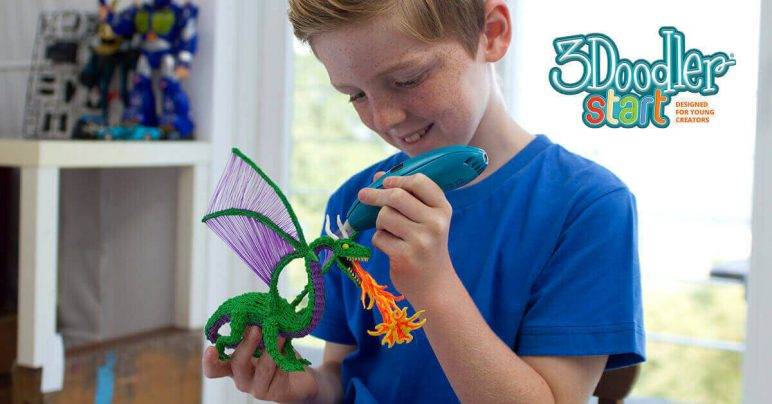 Image of 16 Best 3D Pens in 2019: 3Doodler Start