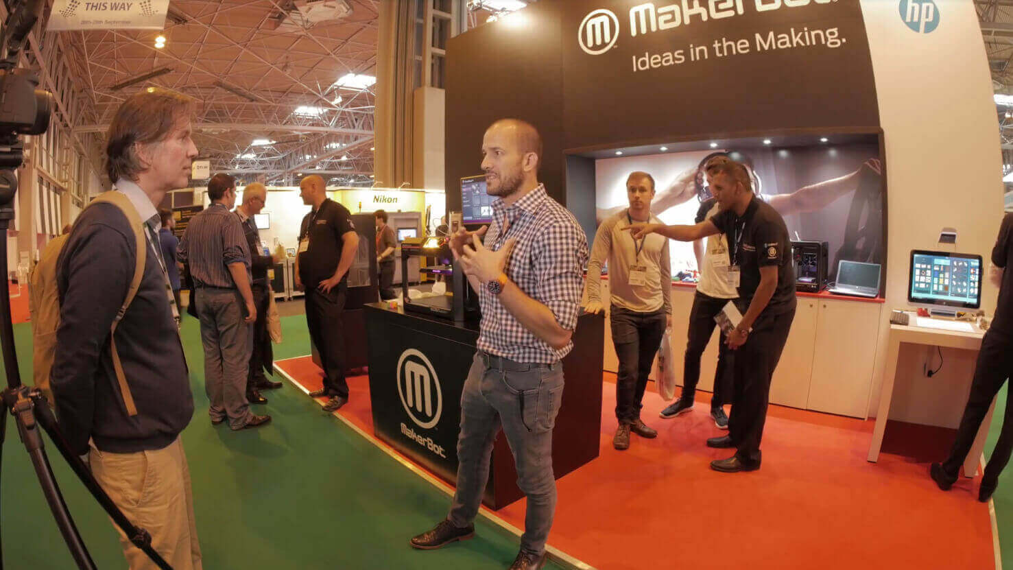 Interview with MakerBot CEO Jonathan Jaglom | All3DP