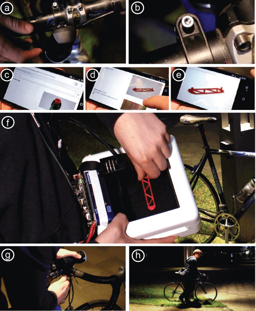 Mobile Fabrication