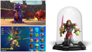 Featured image of Skylanders: New Game, TV Series and – finally – 3D Printed Figurines!