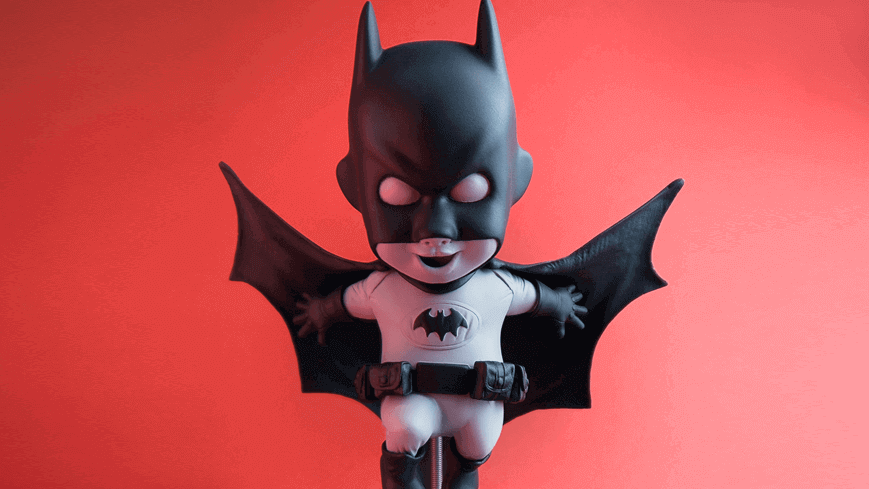 Karmieh Makes Cool 3D Printed Toys of Pop Culture Favorites | All3DP