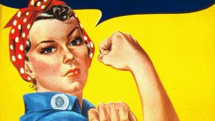 Featured image of 3D Printed Rosie the Riveter From We the Builders