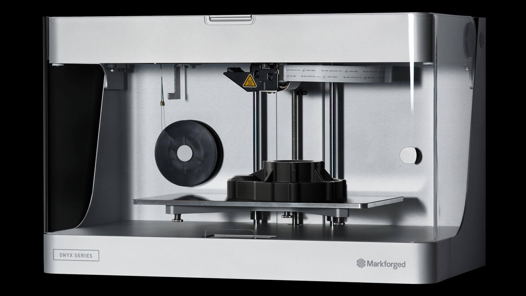 Markforge Onyx One is Carbon Fiber 3D Printer for Prosumers | All3DP