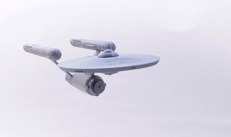 image of star trek 3d models to 3d print uss enterprise