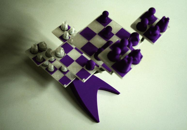 image of star trek 3d models to 3d print 3d chess
