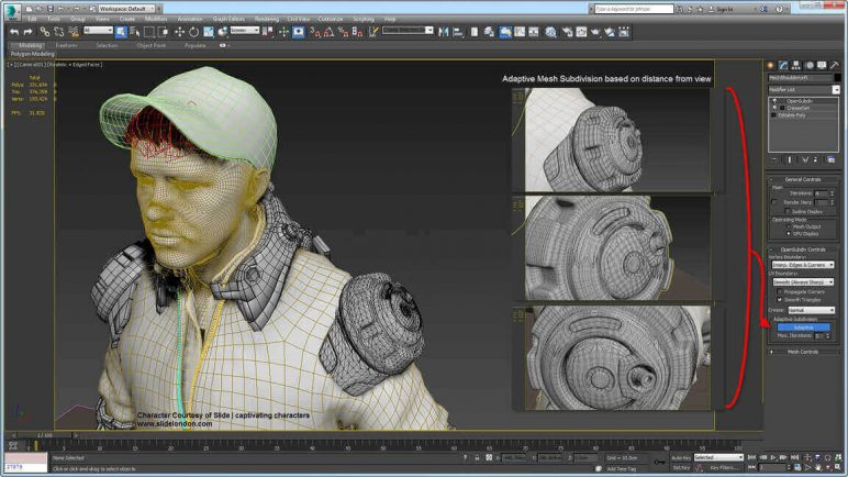 Image of Die besten 3D-Animationsprogramme (3D-Animation-Software): 3ds Max