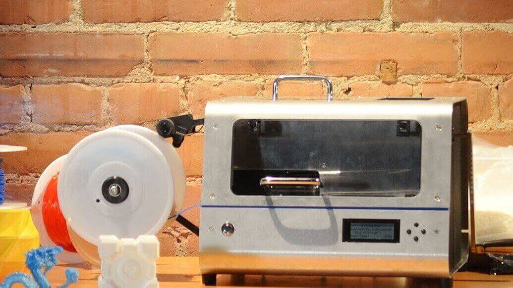 ProtoCycler Can Recycle Your 3D Printed Mistakes and Plastic Bottles | All3DP