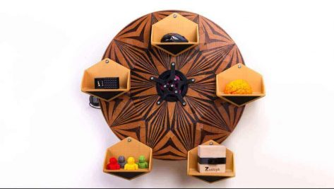 Featured image of Jazz Up your Home with a Ferris Wheel Bookshelf