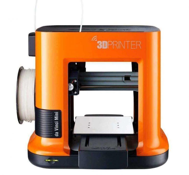 Image of Best Selling 3D Printer on Amazon: XYZprinting da Vinci Mini