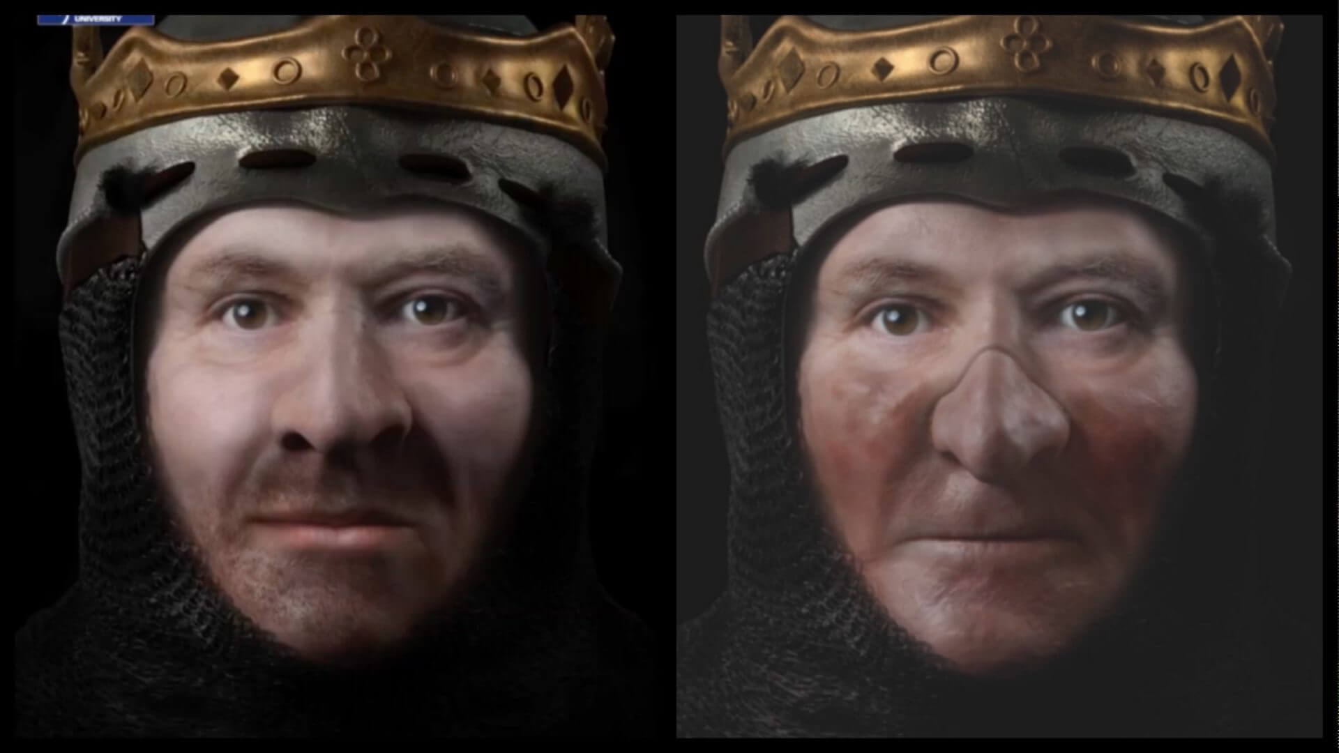 3D Images Show Scottish King Robert the Bruce in His Prime | All3DP