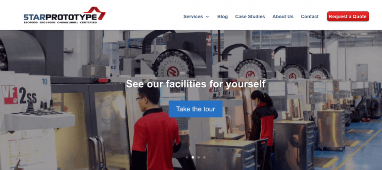 Image of Online 3D Printing Service: Star Rapid