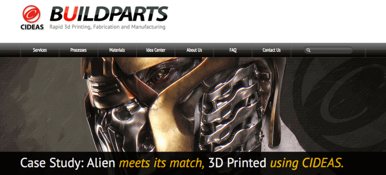 Image of Online 3D Printing Service: BuildParts