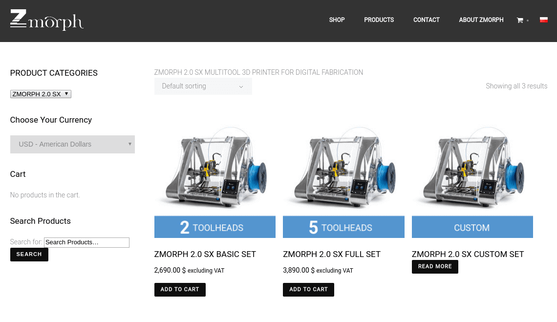 zmorph 2.0 SX 3d printer review