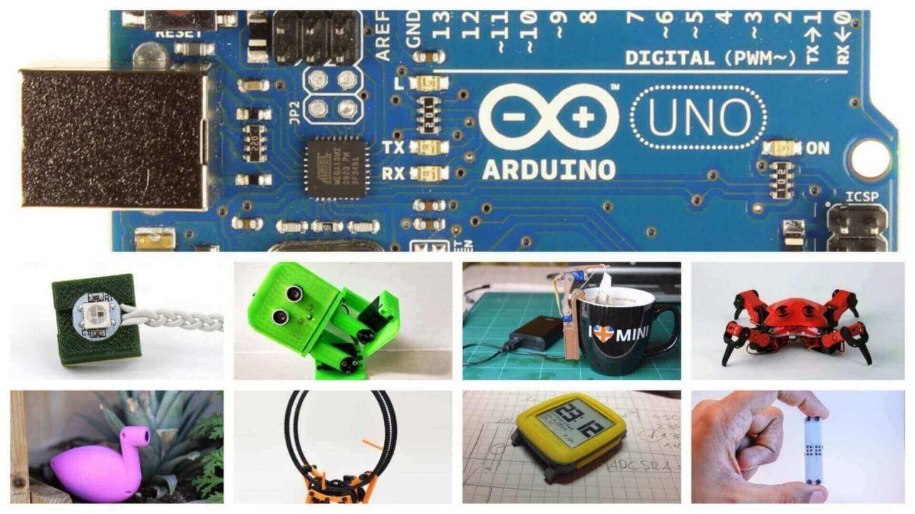 30 Great Arduino Projects You Can Make With A 3d Printer All3dp Kit For Arduinoin Integrated Circuits From Electronic Components Featured Image Of