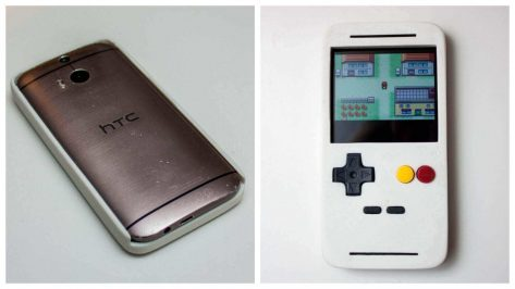 Featured image of 3D Printed EmuCase: Smartphone Turned Into a Game Boy Classic