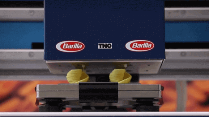 Make 3D Printed Pasta Shapes for Barilla's Smart Pasta Design Contest | All3DP