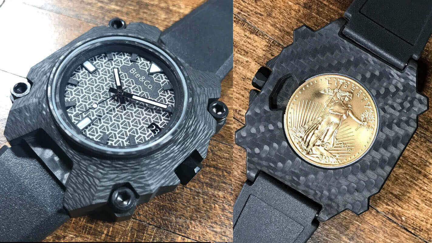 Insight into Origami Watch Design Process from Bre & Co | All3DP