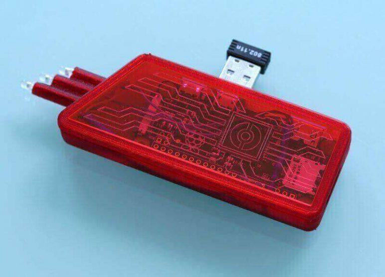 Image of Proyectos Raspberry Pi que puedes imprimir en 3D: Buscador de Pokémon