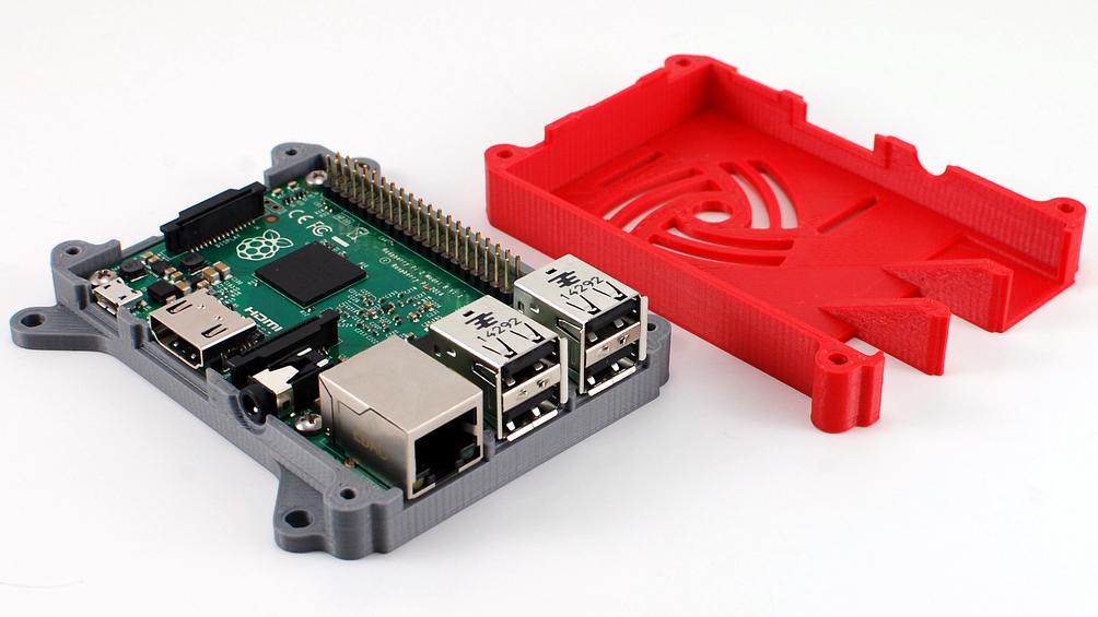 Featured image of Carcasa Raspberry Pi 3: 30 modelos geniales para imprimir en 3D