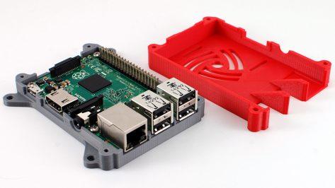 Featured image of Boîtier Raspberry Pi 3 à imprimer en 3D – Les meilleurs modèles 2019