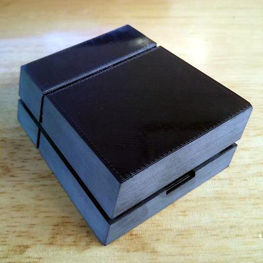 Image of Boîtier RaspberryPi3 à imprimer en 3D – Les 30 meilleurs modèles: Boîtier PS4
