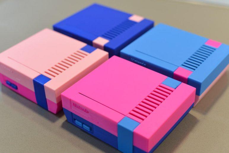 Image of Boîtier RaspberryPi3 à imprimer en 3D – Les 30 meilleurs modèles: Mini NES Pi 3